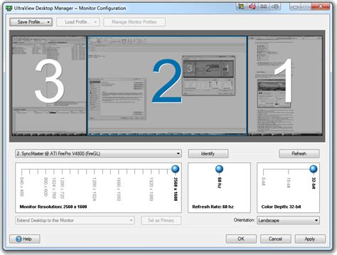 windows layout manager download ultraview desktop manager software for multiple monitors
