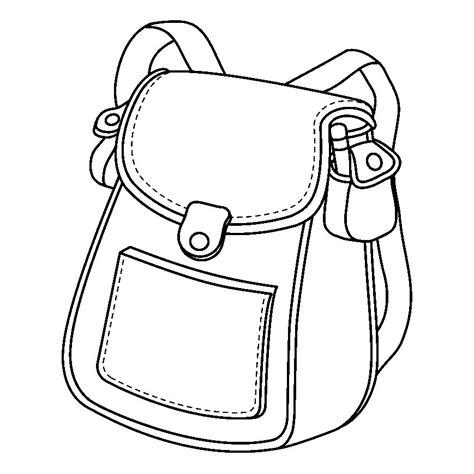 imagenes de utiles escolares en caricatura para colorear dibujos para colorear de materiales escolares