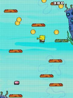doodle jump deluxe java touch doodle jump sponge bob java for mobile doodle
