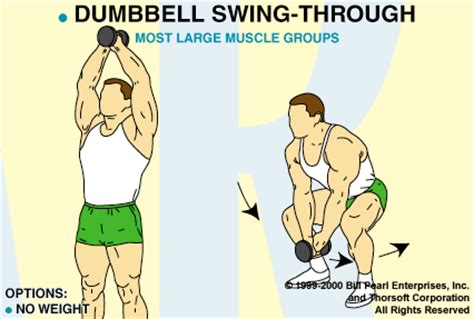 Sam Francis Fitness Exercise Of The Day Dumbbell Swing
