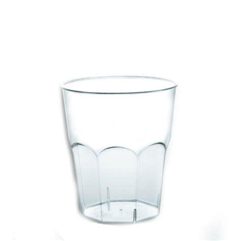 bicchieri cristal stoviglie monouso di plastica bicchieri ottagonali