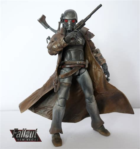 fallout 3 figures fallout new vegas ncr ranger custom figure by