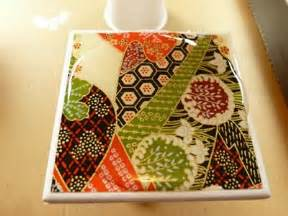 How To Make Handmade Tiles - how to make coasters warning read this before you make