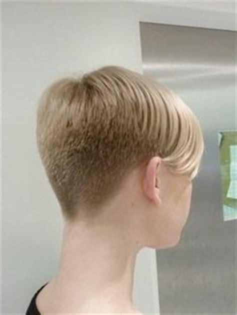 back short hair shots short barbered boy cuts on pinterest shaved nape bowl