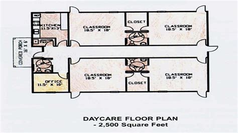 daycare floor plan daycare center floor plans day care classroom floor plan