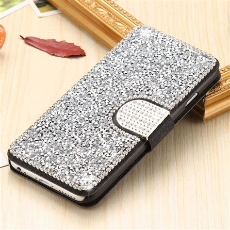 Fashion Casing Z5 Batu Bling Bling for iphone 8 gold bling sand leather for samsung galaxy note 8 s8 s7 s6 edge plus j7 wallet