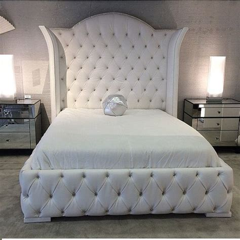tufted rhinestone headboard 25 best ideas about wingback headboard on pinterest
