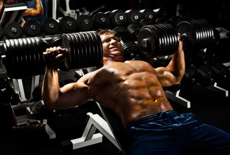 proper way to do incline bench press chest exercises to break a bench press plateau