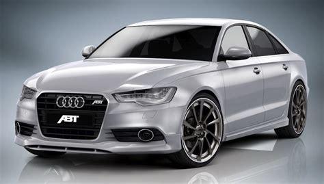 Audi Q6 Diesel by Abt Sportsline Audi A6 More Power For Diesel Versions