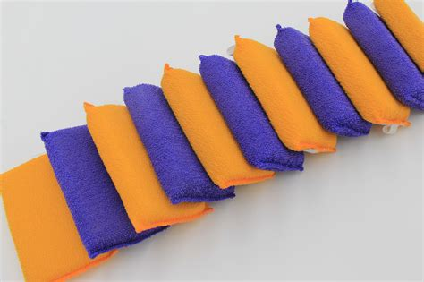 Sponge Upholstery by Fabric Scouring Pads Kitchen Sponge Cleaning Sponges