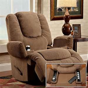 stratolounger 174 tailgater bronson rocker recliner with heat