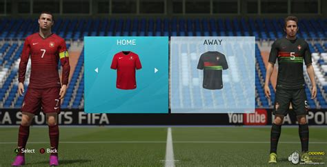 mod game fifa online 3 fifa 16 moddingway mod announced fifa 16 video game at