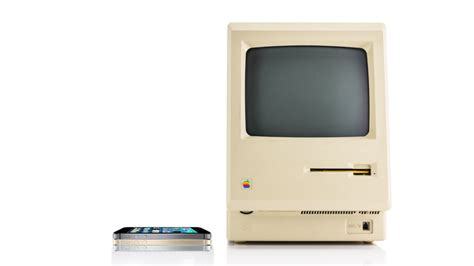 Mac Original iphone 5s vs original 128k macintosh macworld uk