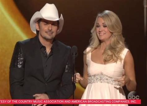 Baby Boy For Brad Paisley And Williams by Is Carrie Underwood Expecting Baby Boy