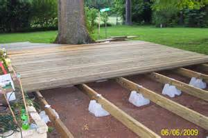 Deck on pinterest floating deck low deck designs and low deck