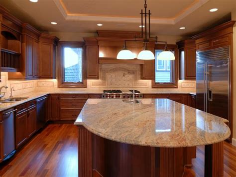 Contemporary Kitchen Islands | modern kitchen islands hgtv
