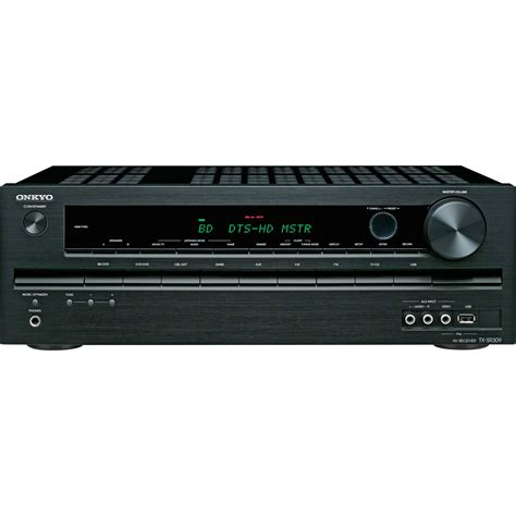 Home Theater Receiver onkyo tx sr309 5 1 a v home theater receiver tx sr309 b h photo