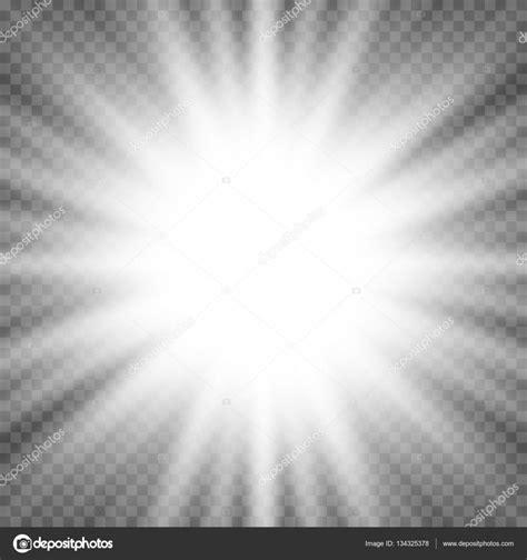white lights white glowing light burst explosion on transparent