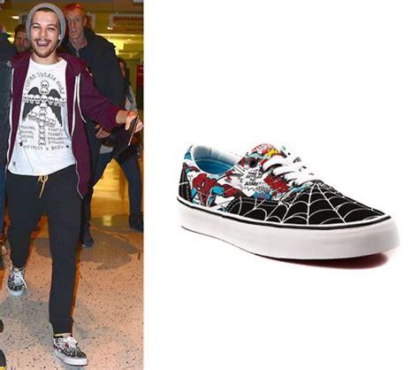 louis tomlinson vans louis tomlinson shoes vans www imgkid the image