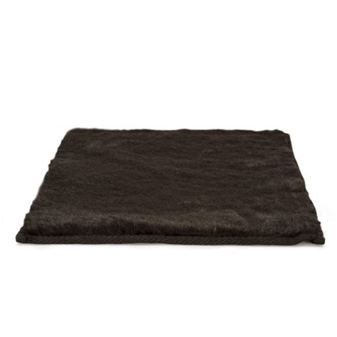 black plush rug lockerlookz black plush faux fur locker rug