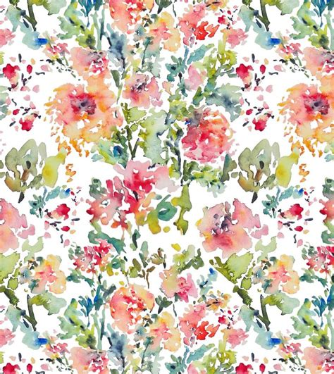 Custom Flowers Pattern 1 14 best images about fabric designs on gardens feathers and