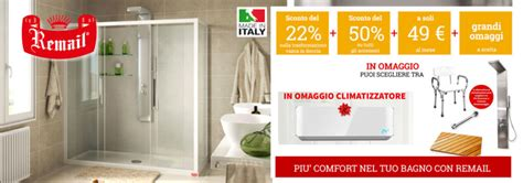 vasche da bagno remail remail trasformazione vasca in doccia visto in tv