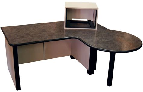 Production Desk by Designcraft Small Production Desk