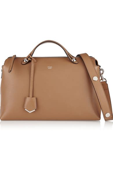 Whips Out The Fendi Purse Again by Fendi By The Way Large Leather Shoulder Bag Net A