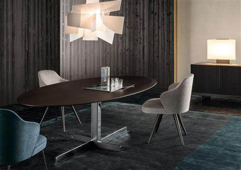 table catlin dining table by minotti design rodolfo dordoni