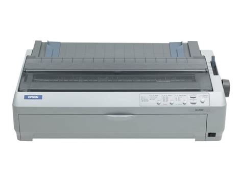 Printer Epson Dot Matrix A3 epson lq 2090 a3 24 pin dot matrix printer ebuyer