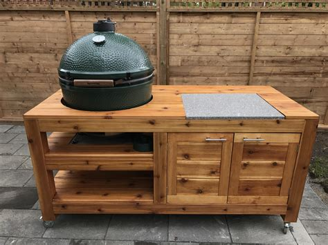 big green egg table plans large pdf plans for xl big green egg table brokeasshome com