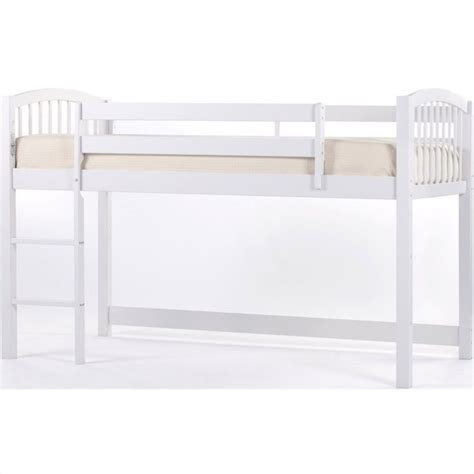 Junior Bunk Bed Ne School House Junior Loft Bed In White 7060n