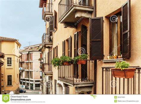 House Plan Styles Roman Architecture In Italy Stock Photo Image 35527430