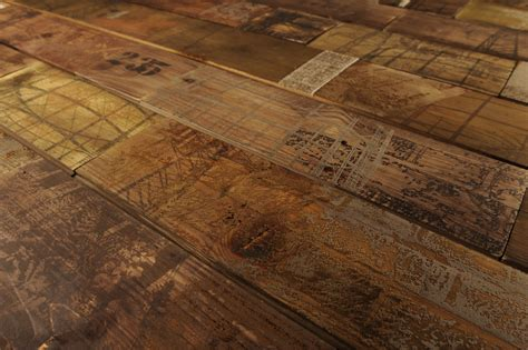 emerging trend printed and topical texture treatment on wood flooring woodflooringtrends
