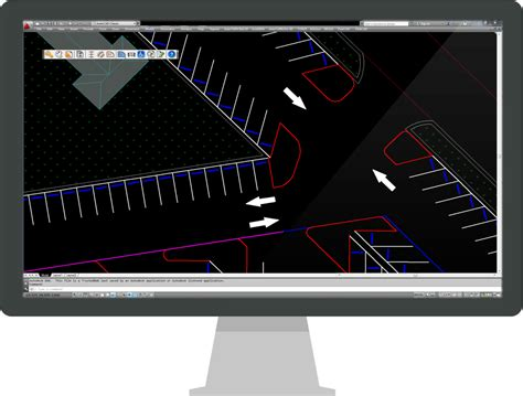 Parking Layout Design Software | parkcad car park design and layout software cad based