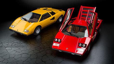 Yellow Interior by Lamborghini Countach Lp400 Red Lamborghini Countach