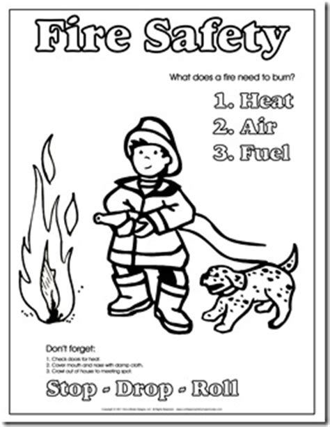 kindergarten fire safety theme week confessions of a