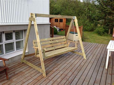 diy swing chair frame diy porch swing frame plans sue s house
