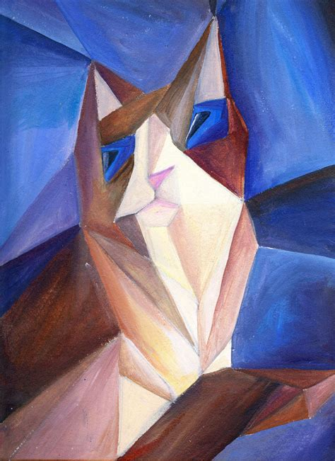 picasso paintings of animals picasso s cat by trollgirl on deviantart