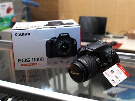 Kamera Canon 1100d Baru jual kamera canon eos 1100d fitryah
