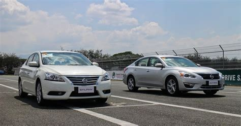 nissan sylphy 2014 first drive 2014 nissan sylphy and nissan altima
