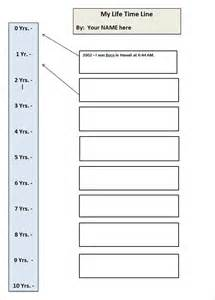 Timeline Template Maker by 7 Timeline Templates For Students Free Word Pdf Format
