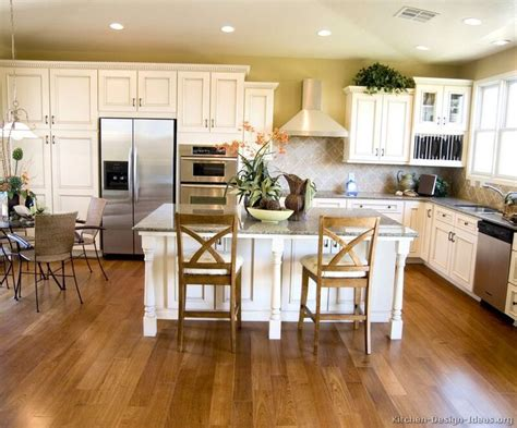 antique white kitchen with wood floors and an kitchen of the day a traditional kitchen with antique