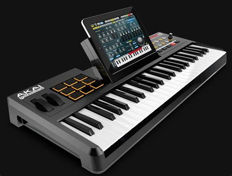finally a 49 key synthesizer keyboard for the evolver fm