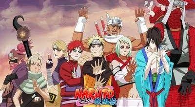 Film Naruto Jinchuriki | 10 jinchuriki dalam film naruto