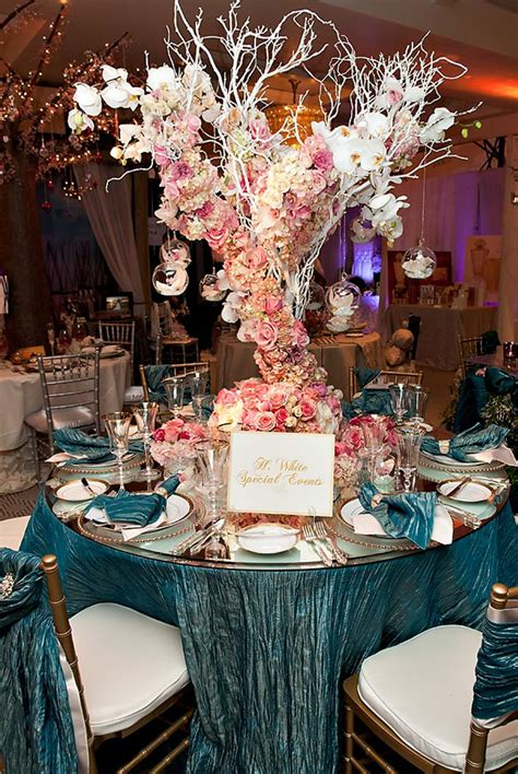 sonal j shah event consultants llc wedding trends centerpieces