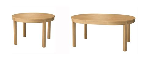 bjursta tavolo ikea tavoli allungabili cose di casa