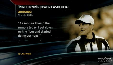 Ed Hochuli Meme - tweeked the best nfl replacement refs tweets