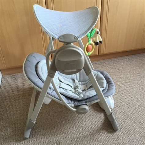 chicco poly swing baby swing chicco polly for sale in tyrrelstown dublin