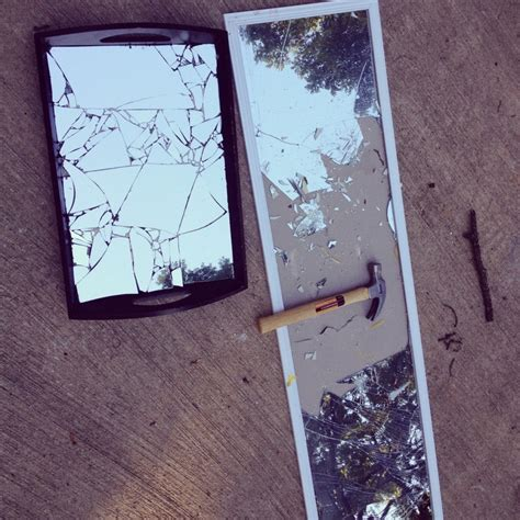 broken bathroom mirror 7 best images about broken diy on pinterest created by